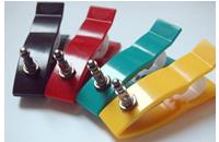 Jogo Com 4 Eletrodos Clamps