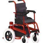 Motorizada – Cadeira de Rodas Motorizada Jaguar Infantil