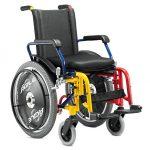 Infantil – Cadeira de Rodas Ágile Infantil