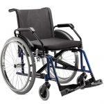 Aço – Cadeira de Rodas Poty