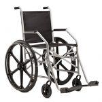 Aço – Cadeira de Rodas 1009
