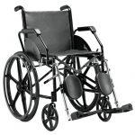 Aço – Cadeira de Rodas 1016