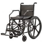 Aço – Cadeira de Rodas 1017 Plus