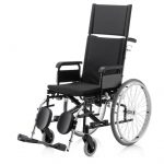 Aço – Cadeira de Rodas KR Plus