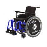 Alumínio – Cadeira de Rodas Ágile 2009