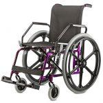 Alumínio – Cadeira de Rodas Free
