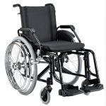 Alumínio – Cadeira de Rodas Hemiplégico
