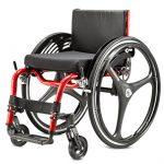 Alumínio – Cadeira de Rodas Speed