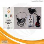 Sensor de Fluxo e Ronco Por Pressão de Ar DC