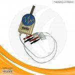 Sensor de Fluxo e Ronco Por Pressão de Ar